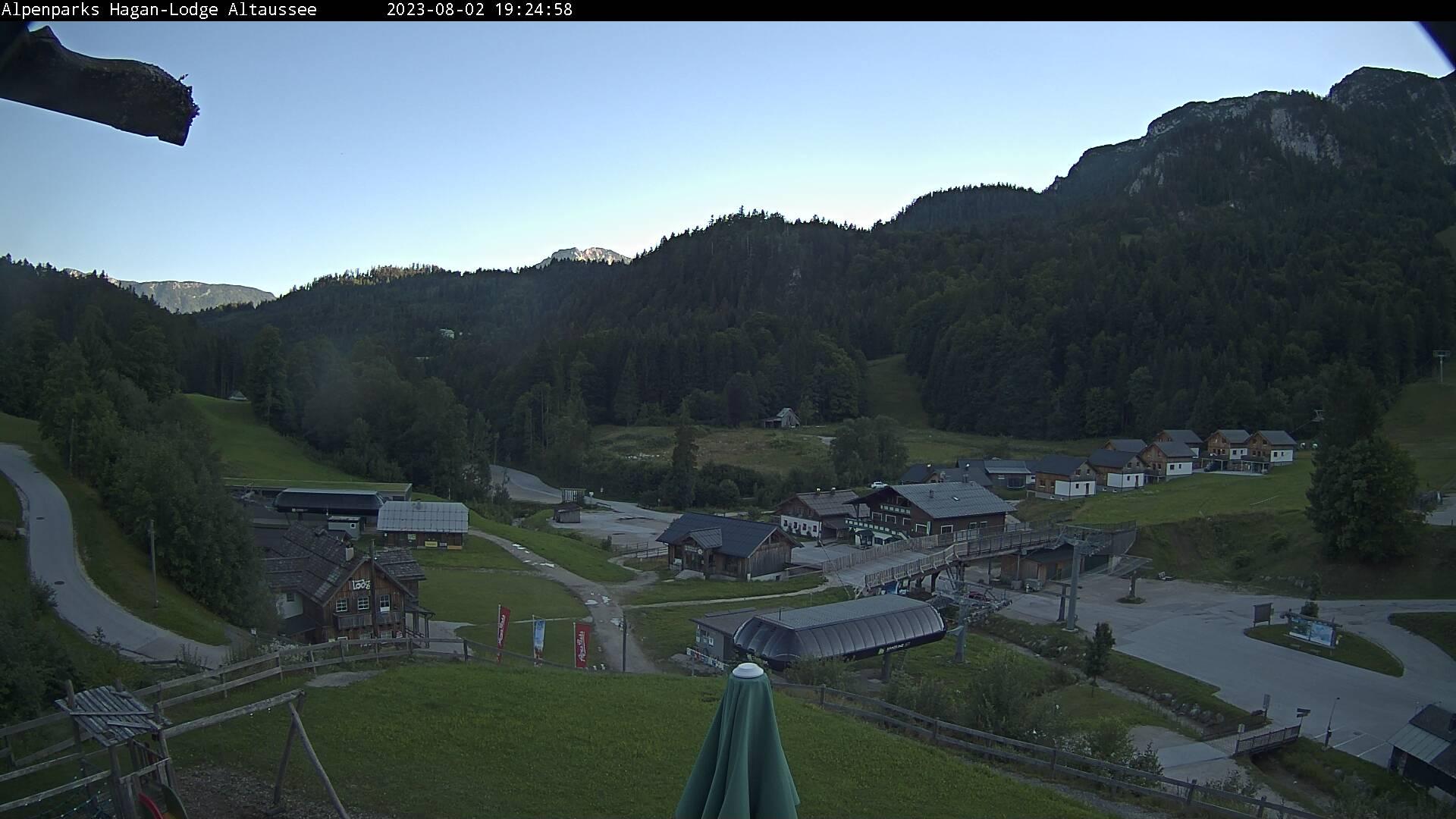 Webkamera Tauplitz, Altaussee